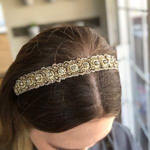 Jeweled head band